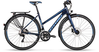 7x lite disc tour lady blue